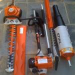 New Stihl Tools