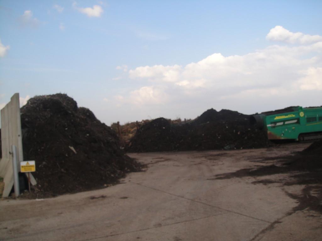 Shrubbs Farm where I get rid of my waste